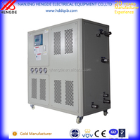 30KW Water cooled chiller freezers for food machinery