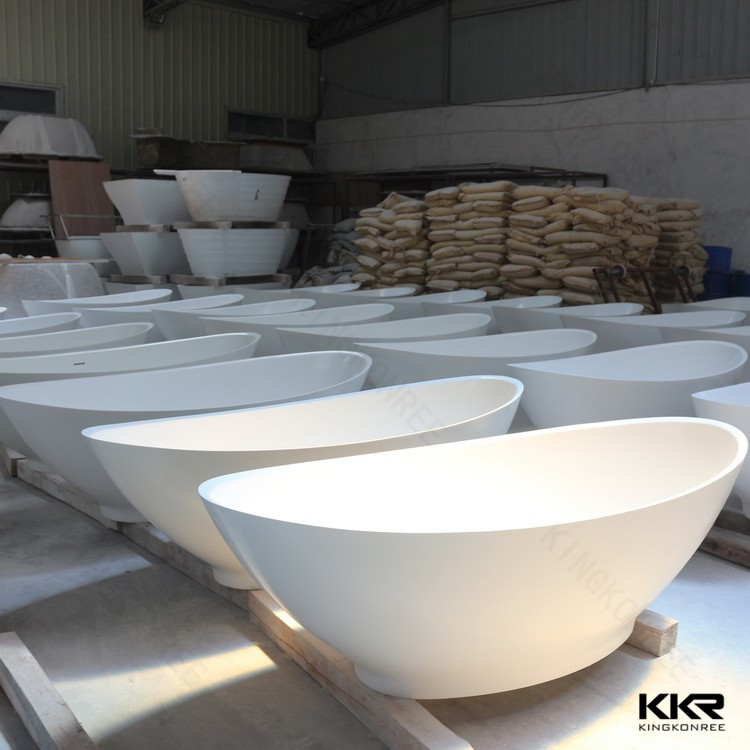 used cast iron / solid surface bathtubs for sale