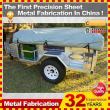 2014 hot sell 4x4 camper trailers,china manufacturer with oem service