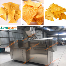Automatic New Condition Tortilla Doritos Snack Making Machine Best Price