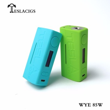2017 Teslacigs brilliant vapor starter kit WYE 85w from Teslacigs original manufacture different from Chinese supplier