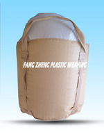 buy direct from Chinaconstruction material large loading weight bulk container liner bag plastic packaging bag