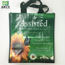Hot new products cheap printed pp non woven bag for promotion