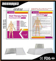 Alibaba Express Quality Body comfortable Warm Patch/Heat Pad