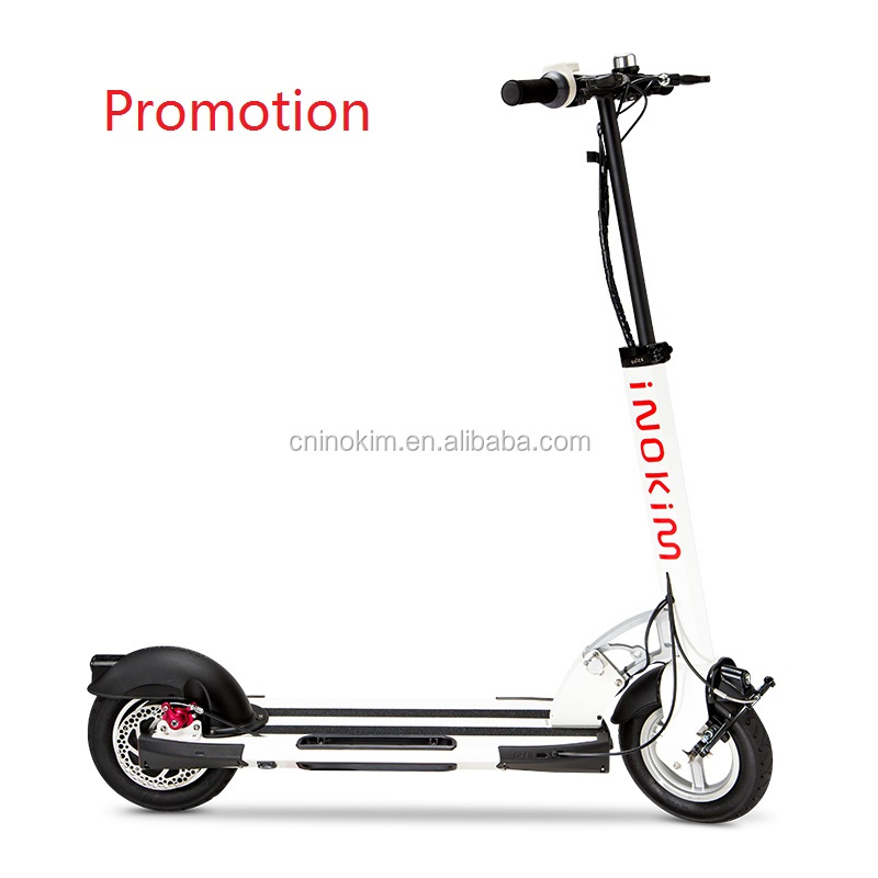 2016 new products 250w 36v 2 wheel electric scooter