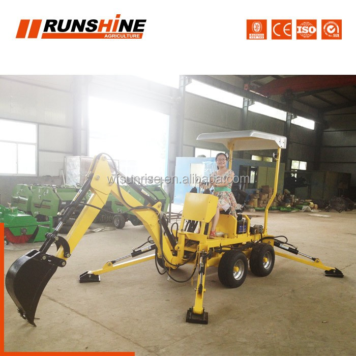 Reputable Factory Custom Logo Pasture Expert Cheap Excavators For Sale