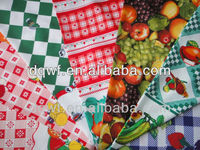 100% polyester mini matt printed oxford fabric