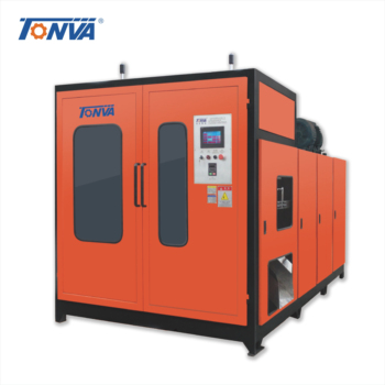 Blow molding machine 1L for oil bottle and analogous plastic product