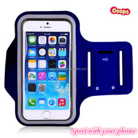 New product Good Quality Outdoor Sweat proof Running Reflective Sport Smartphone Armband