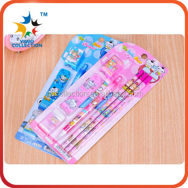 student staionery kits,office stationery set