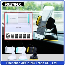 Remax Adjustable 360 Degree Rotate Strong Stable Suction Cup Mobile Phone Car Holder for 3.5-6.0 inch Cellphone