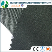 Two tone col men's tr suiting fabric tr knit fabric for casual suits