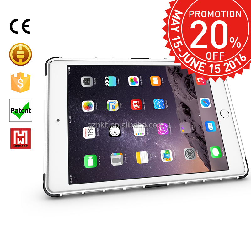 Promotions month,For ipad 6 case Waterproof Mobile Case for ipad air 2 cover