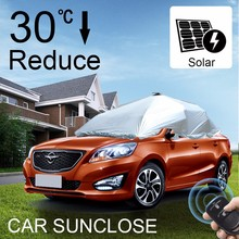 SUNCLOSE Factory Price personalised car sun shades solar powered dancing toy