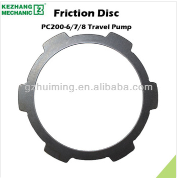 708-8F-35130 Steel Friction Plate Disc