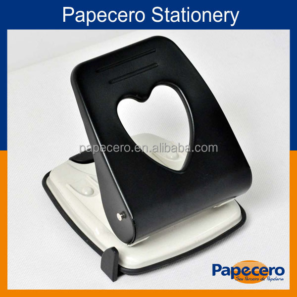 Stationery Plastic 2 Hole Paper Puncher/Heavy Duty Puncher