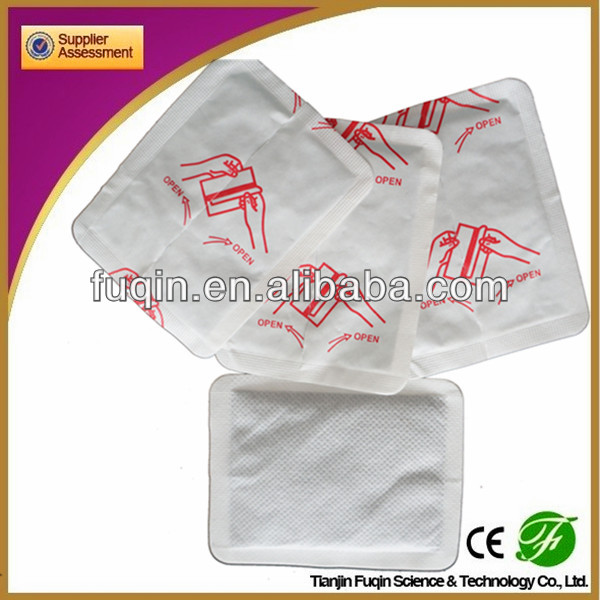 OEM air activated body ( back / neck / shoulder/ waist ) warmer pad