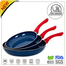 3PCS Pressed Non-stick Aluminium Ceramic Coating Excellent Houseware