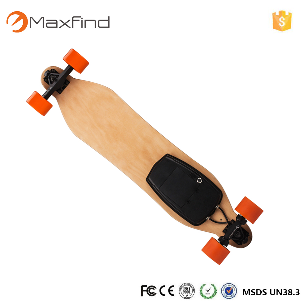 Maxfind electric skateboard dual hub motor 1000w japan for sale