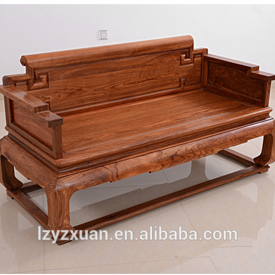 Luxuriant in design antique living furniture kids sofa bed with chinese style