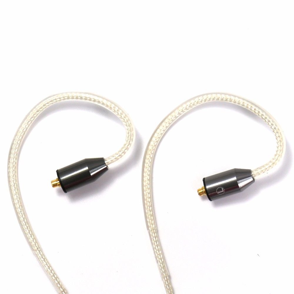 MFi certified MMCX Lightnin Headphone Upgraded Cable for iPhone 6s/7