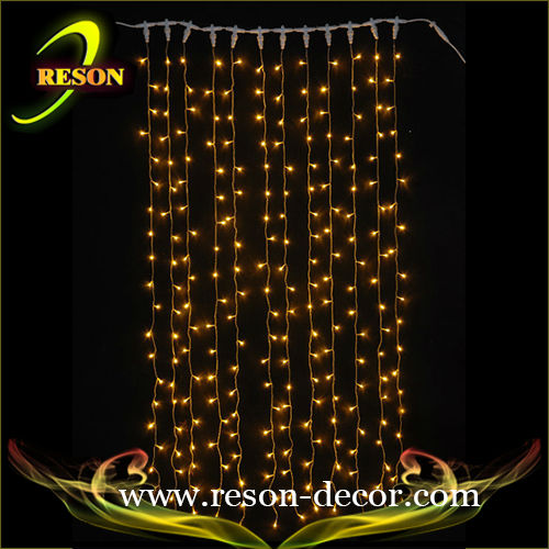 RS-CL002 Christmas waterfall lighting effect