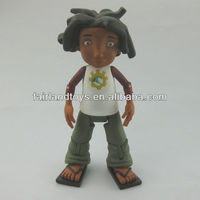 plastic figure toy,custom deisgn toy figure,movable toy figure