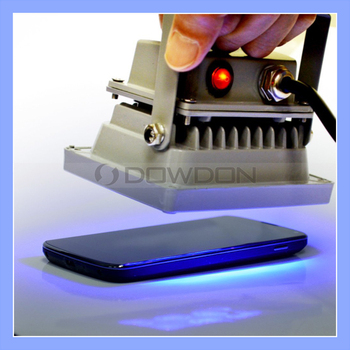 6W Cell Phone Screen Bake LOCA Glue Curing UV LED Light Ultraviolet Lamp