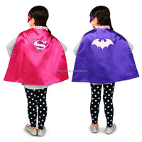 KANEKALON batgirl supergirl reversible cape child S0003