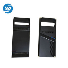 Customized Size plastic computer chassis gaming PC Case