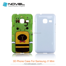 Sublimation 3D Phone Cover for Samsung Galaxy J1Mini,Custom Case