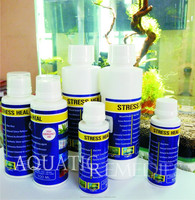 Aquarium Medicine / Stress Heal with Aloe Vera for fish / Suitable for all fish tank