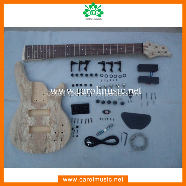 BK009 high quality diy electric bass guitar kit