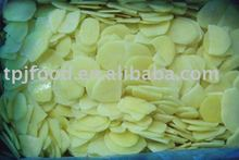 5mm Frozen Sliced Potato with FDA