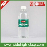 GTS Natural Mineral Water 380ml High Quality With PET/PLASTIC Bottle Without Co2