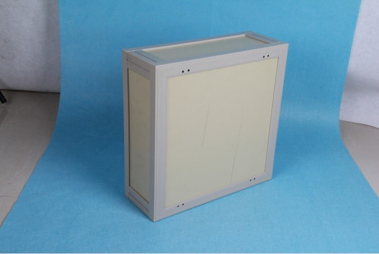 SAIPWELL 400*600*160mm New Type Solid Cover Electrical PVC Waterproof Box Plastic Waterproof Box