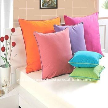 Pipe edge cushion cover