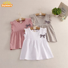 Baby Shops Neck Designs Pictures for Girls Dresses Spanish Dresses for Girls