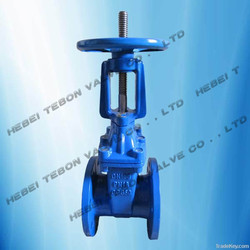 rising stem gate valves/long stem gate valve/stem gate valves