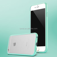 Fashion Aluminum Metal Protective Bumper Frame Case Cover For Apple iPhone 5S 6 6Plus