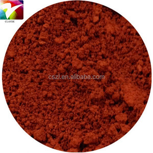 Iron oxide pigment color powder, Cas no: 1309-37-1 ISO manufacturer