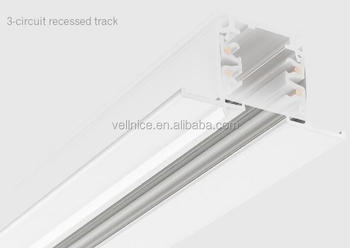High quality 1m 2m 3m 3 lead4wire track light system for spot light high quality 1m 2m 3m 3 lead4wire track light system for spot light recessed mozeypictures Image collections