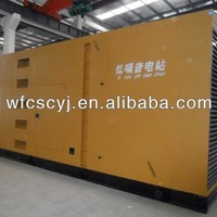 CE Approved 10 300KW Ricardo Soundproof