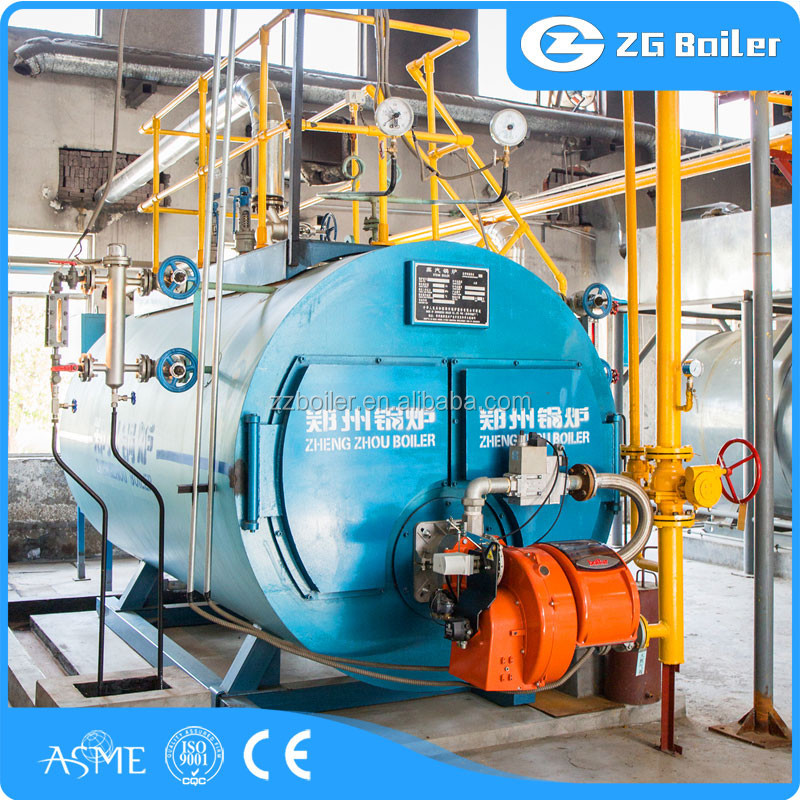 The cheapest price diesel oil steam boiler for soybean fermatation