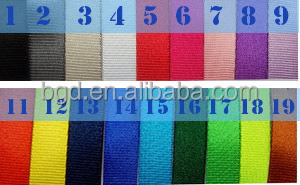 VOGRACE hotsale printing polyester lanyard with colourful