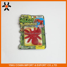Hot Sales Promotional TPR Sticky Animal Small Animal Children Toy Novelty Plastic Toy For Kids