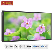 32 50 65 85 inch LCD display monitor with 4K UHD 3840*2160 resolution
