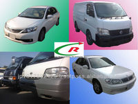 Used Car Spare Parts For Sale from Japanese Distributor