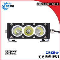 white+amber factory supplied car led light bar cover for car off road vehicles