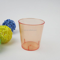 1oz Clear Shot Glass Party Shooter Cups Blacklight Glow